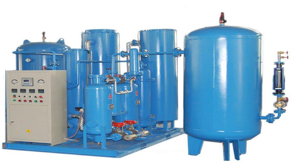 تولید اکسیژن به روش PSA