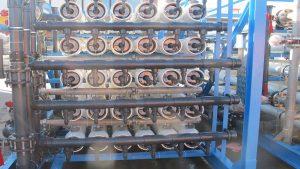 دستگاه تصفیه آب عمومی